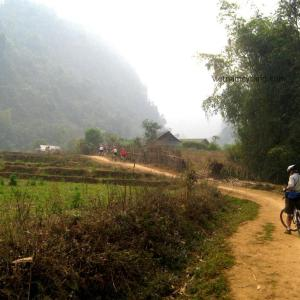 cycling lai chau