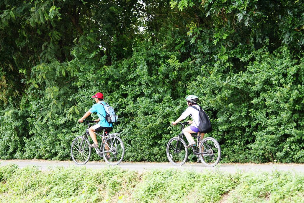 cycle mekong delta vietnam