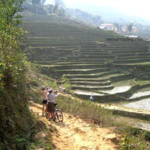 cycling sapa vietnam