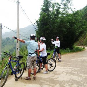 cycle north west vietnam