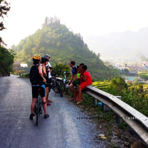 bike, cycle ha giang vietnam 10