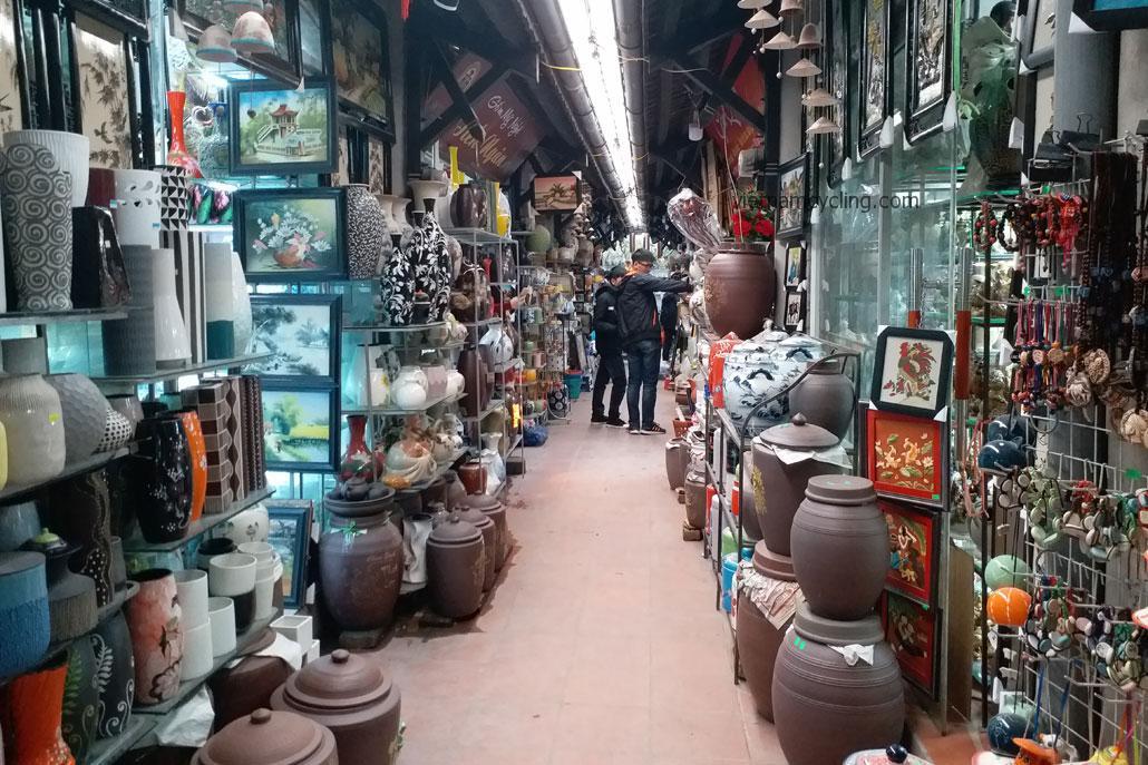 hanoi bat trang ceramic village