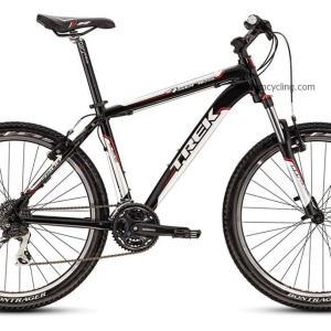 trek bicycle, series 4