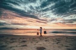 Ảnh buổi sáng ở biển Phan Thiết 3