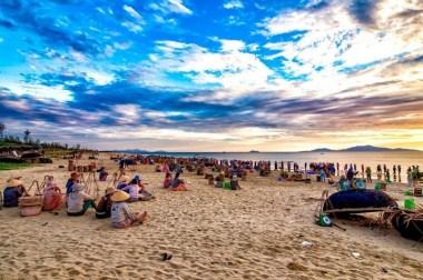 Ảnh buổi sáng ở biển Phan Thiết 8