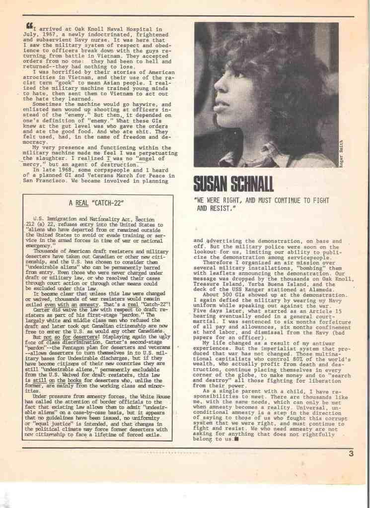 Amex Canada, Susan  Schnall