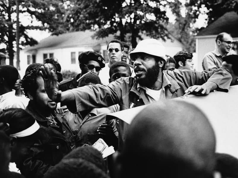 Dick Gregory (October 12, 1932-August 19, 2017) speech on Vietnam War at the Teach-in at UC-Berkeley on May 21-22,1965