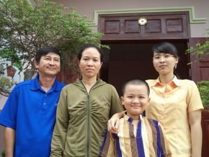 Gia đình Phương Uyên