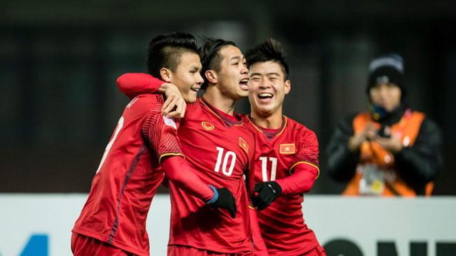 Вьетнам входит в число 15 лучших футбольных команд Азии