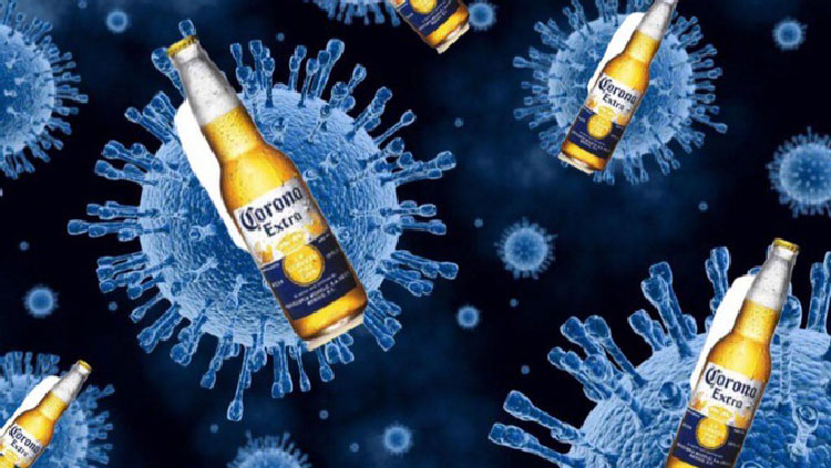 People seem to think Corona beer is related to the deadly Wuhan ...