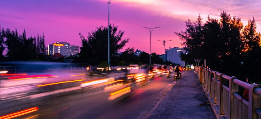 Vietnam has a dynamic economy and growth