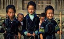 Local children at school