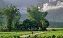 Lac Village in Mai Chau