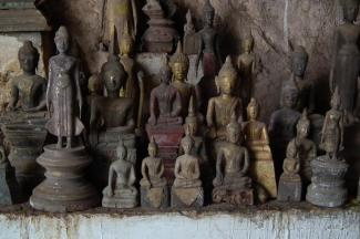 Pak Ou Caves - Gallery : Laos attractions in photos