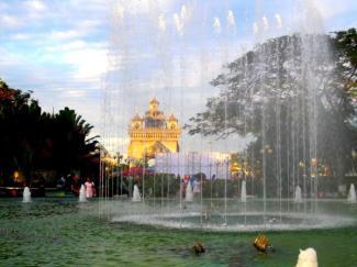 Patuxay - Gallery : Laos attractions in photos