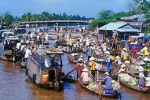 can tho 2 - BEST SELLING MEKONG DELTA MOTORBIKE TOUR