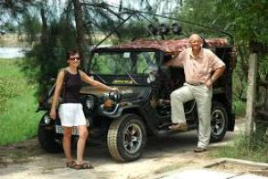 images 2 - HOI AN ADVENTURE JEEP TOUR TO BHO HONG AND CO TU VILLAGE