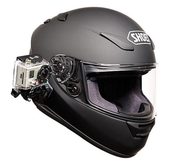 go pro camera for riders - Gallery : Protective Motorbike Equipments For Your Trip