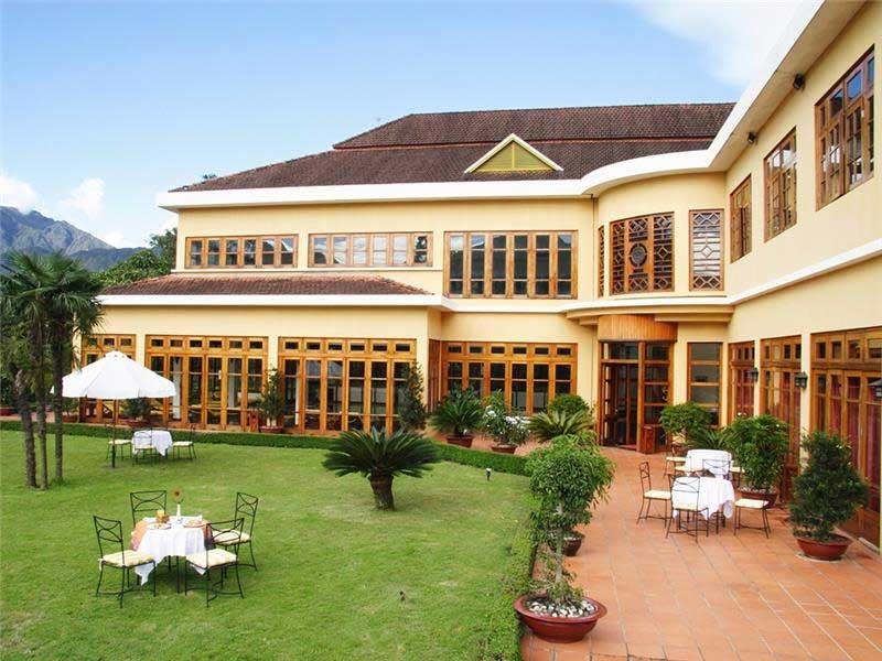 Victoria Sapa Resort Spa Vietnam Indochina Tours