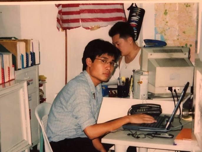 Văn phòng Manila Office năm 2001, tiền thân của VOICE _ VIETNAM VOICE