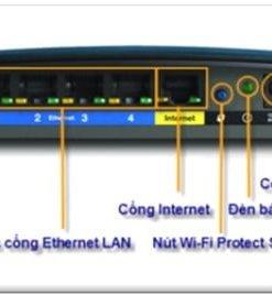 Bộ phát Wifi Cisco EA2700 7