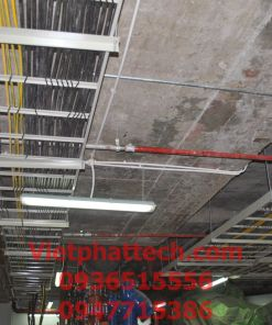 Thang cáp (cable ladder) 300x100 8