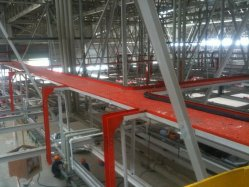 Máng cáp, cable trunking 100x50 9