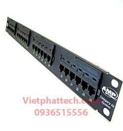 Patch pannel AMP 48 cat6 (loại thường) 5