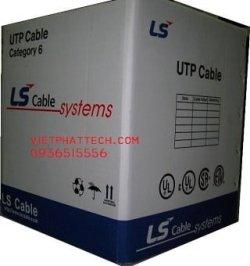 Cáp mạng LS vina cat6 chính hãng 5