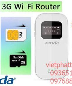 Bộ phát wifi bằng sim 3G tốc độ cao TENDA 3G185 9