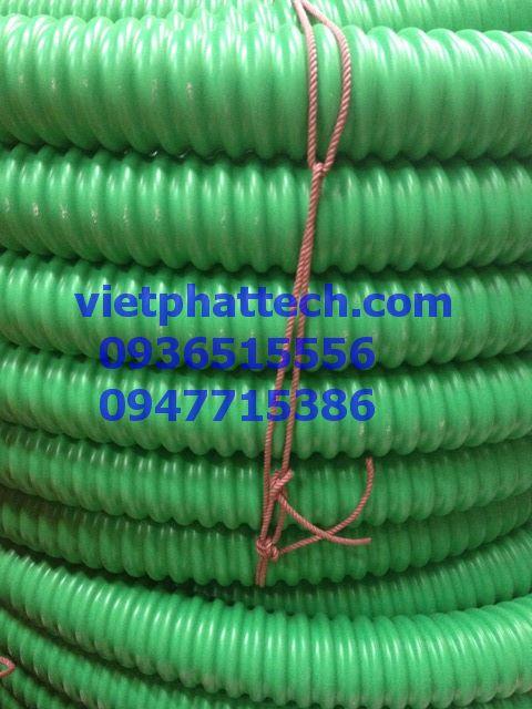 Ống nhựa xoắn HDPE 4