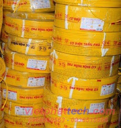 Dây điện đôi Trần Phú