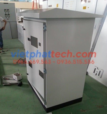 Sản xuất vỏ tủ điện ngoài trời