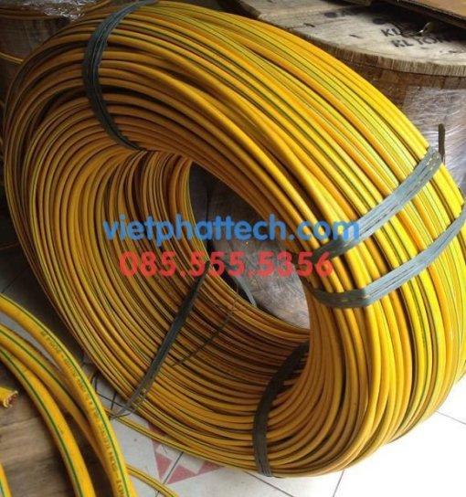 Dây tiếp địa m95, dây cáp điện 1x95 vỏ vàng xanh