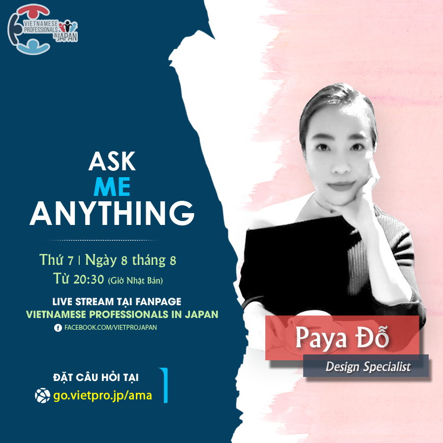Ask Me Anything with Paya Do (2020.8.8)