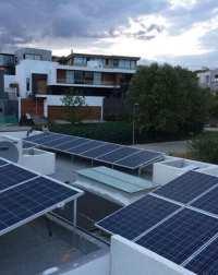 điện mặt trời áp mái