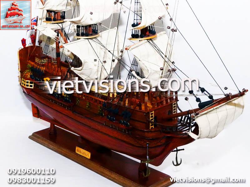Mo-hinh-tau-chien-Royal-Caroline (4)