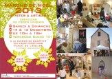 L'Expo de Noël, qui réunit artistes et artisans de Conflans et de ses environs, le 13 et 14 décembre 2014. Tout pour vos cadeaux !