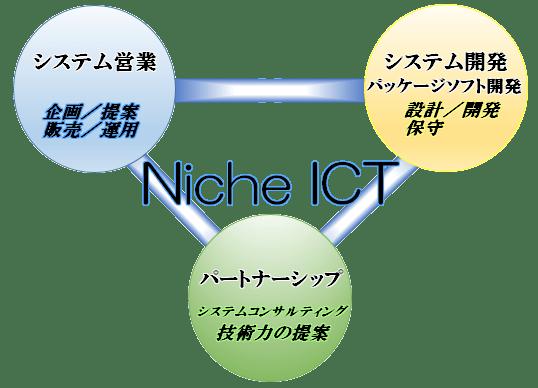 Niche ICT