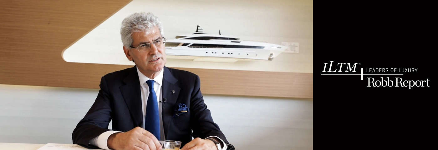 Leaders of Luxury Series: Vincenzo Poerio