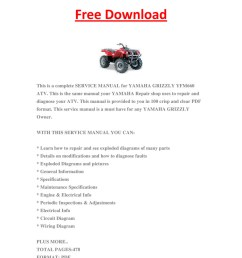 my publications yamaha grizzly 660 atv service repair manual yamaha atv grizzly 660 wiring diagram [ 841 x 1189 Pixel ]