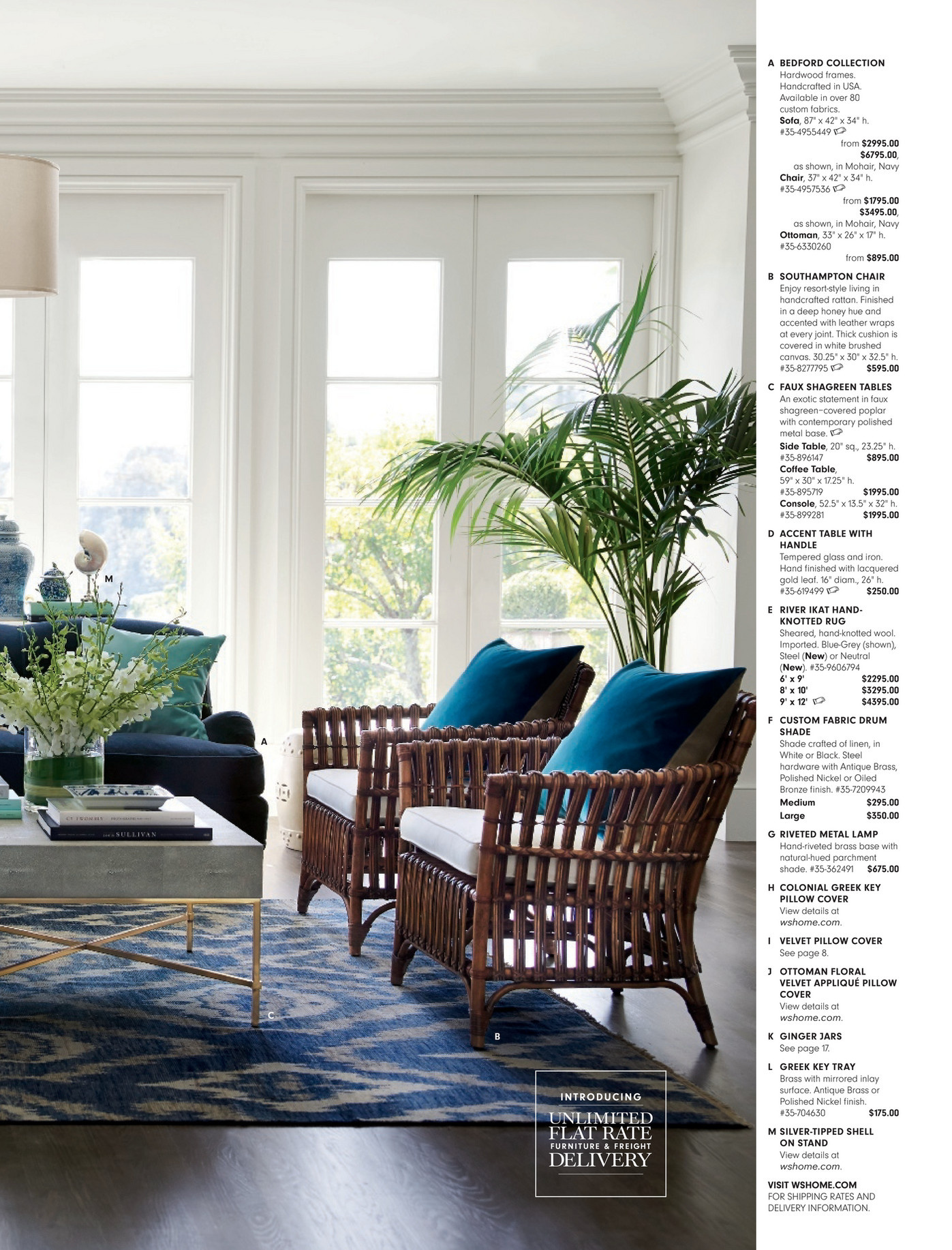 william sonoma chair covers resin adirondack chairs australia williams home style in color 2016 page 14 15