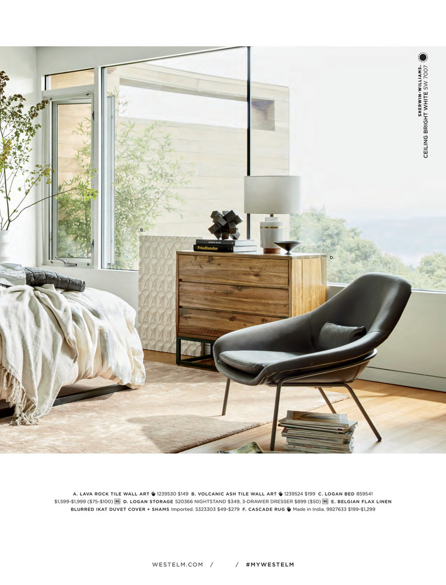West Elm February 2017 Page 56 57
