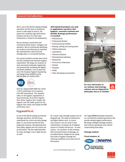 Aco Polymer Products Inc Building Drainage Catalog Page 1 Created With Publitas Com