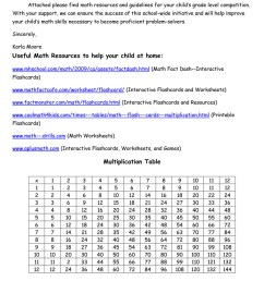 Good Will School - Parent Letter - Math Bee - Page 2-3 - Created with  Publitas.com [ 1137 x 879 Pixel ]