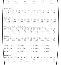 ninalazina - addition subtraction multiplication division worksheets pdf  Upload V2 - Page 1 - Created with Publitas.com [ 2275 x 1758 Pixel ]