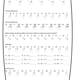 ninalazina - addition subtraction multiplication division worksheets pdf  Upload V2 - Page 1 - Created with Publitas.com [ 2731 x 2110 Pixel ]