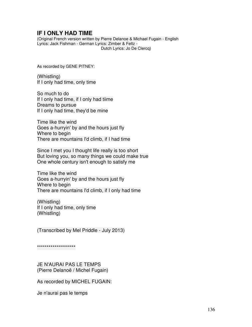Paroles Je N Aurai Pas Le Temps : paroles, aurai, temps, 353553949-the-fletcher-s-family-and-friends-cell-phone-photo-exploration-scrap-the-face-book-archive-volume-six, 136-137, Created, Publitas.com