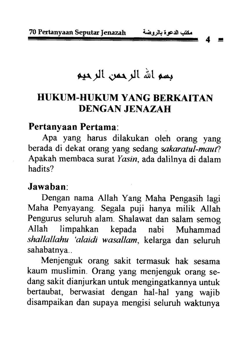 Pertanyaan Tentang Surat : pertanyaan, tentang, surat, Publications, Islamic, Bahasa, Indonesia_Book, Created, Publitas.com