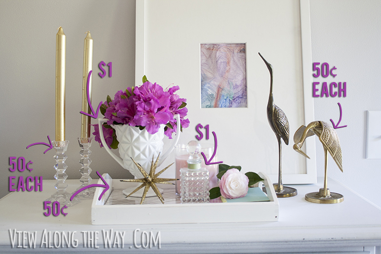 Yard Sale Style: 7 Things To Shop For To Decorate On The